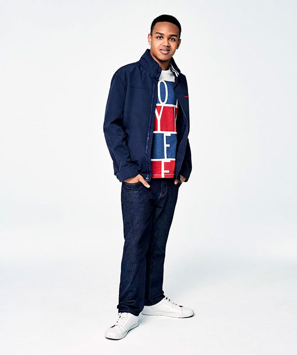 f03dbef35 Tommy Hilfiger Creates New Clothing Line for People with ...
