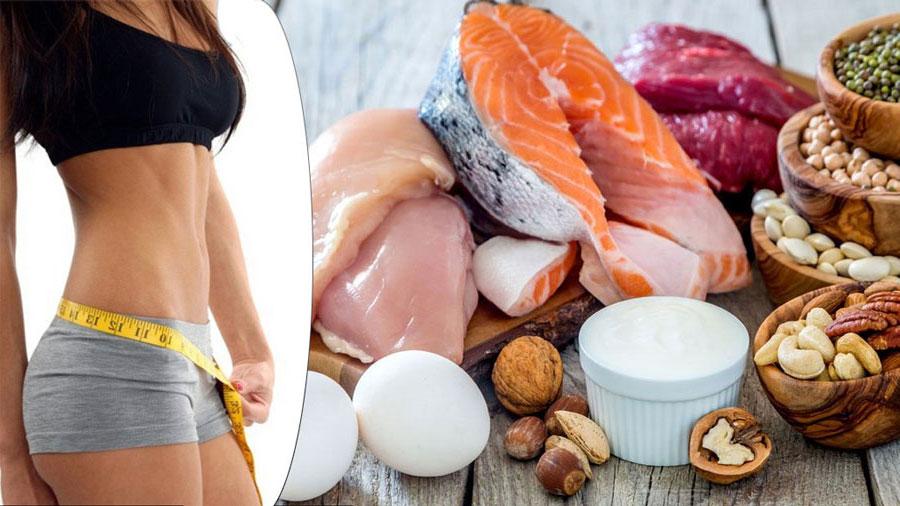 Alimentos permitidos para dieta hiperproteica