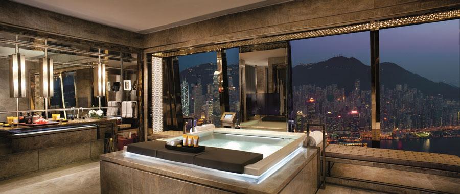 De 10 meest luxueuze badkamers met droomuitzichten | The IntoPosts ...