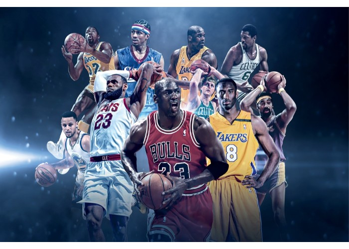 ee282cabcc37 The 5 greatest NBA players of All time