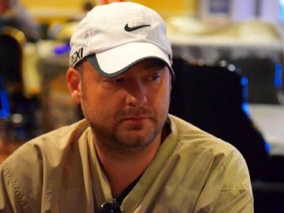 Mike Postle, acusado de hacer trampa